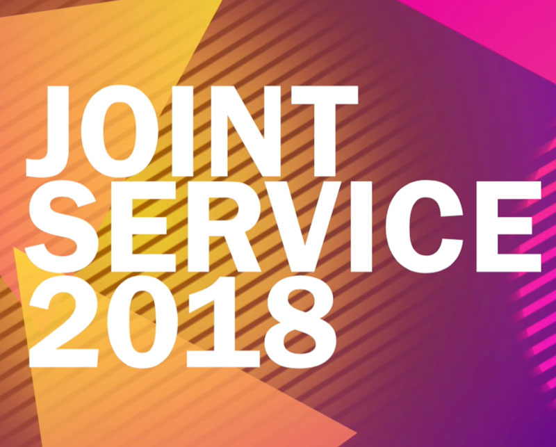Joint Service 2018